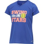 BCG Girls' Swing for the Stars Short Sleeve T-shirt - view number 3