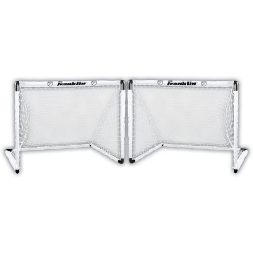 Franklin 3 ft x 4.5 ft MLS Youth Soccer Goal 2 Pack