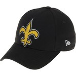 New Era Women's New Orleans Saints Glitter Glam 9FORTY Cap - view number 2