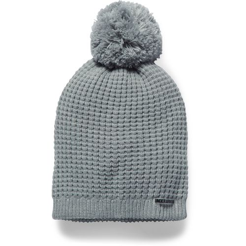 Under Armour Women's Favorite Knit Pom Beanie