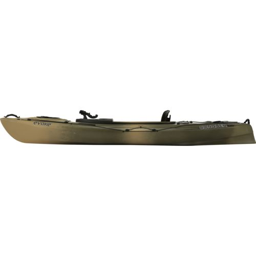 Evoke Conquer 100 10 ft Camo Sit-In Fishing Kayak - view number 4