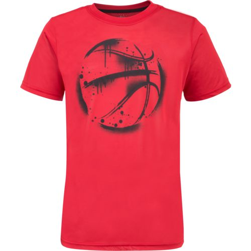 Display product reviews for BCG Boys' Basketball Short Sleeve T-shirt