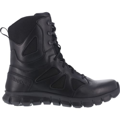 Reebok Women's SubLite Cushion 8 in Waterproof Tactical Work Boots