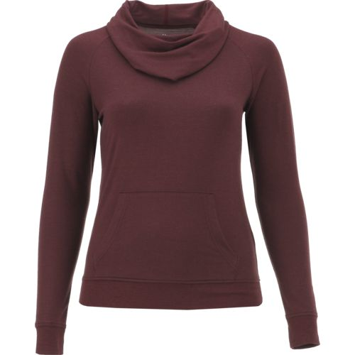 Display product reviews for BCG Women's Funnel Neck Pullover