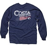Costa Del Mar Men's Pier Long Sleeve T-shirt - view number 1