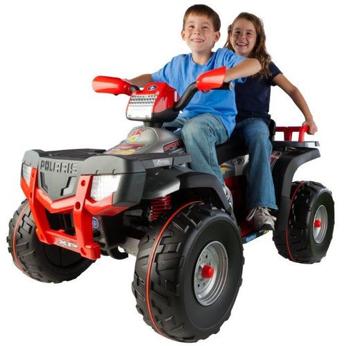 Peg Perego Polaris Sportsman 850 24 V Ride-On Vehicle