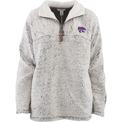 Three Squared Juniors' Kansas State University Poodle Pullover Jacket