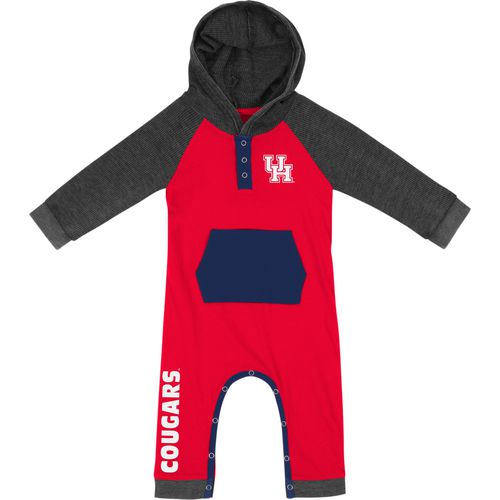 Colosseum Athletics Infant Boys' University of Houston Truffle Ruffle Onesie