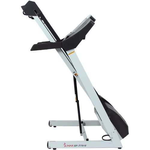 Sunny Health & Fitness Smart Treadmill with Auto Incline - view number 3