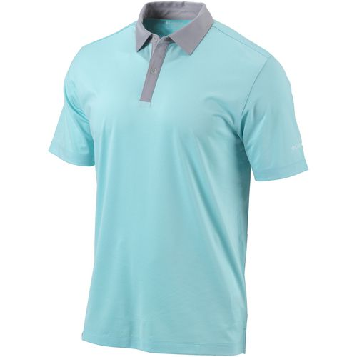 Columbia Sportswear Men's Omni-Freeze ZERO Gimme Golf Polo Shirt