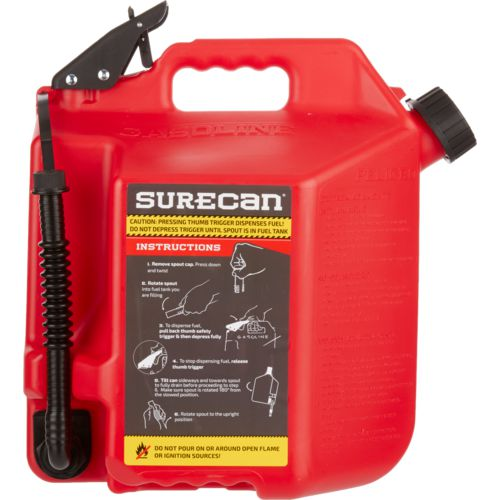 SureCan 5 gal Gas Can - view number 3