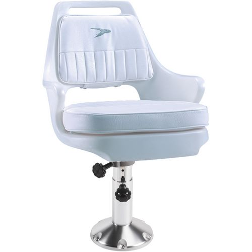 Wise Pilot Helm Chair with Adjustable Pedestal - view number 1