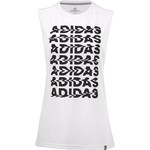 adidas Women's Wavy Training Tank Top - view number 3