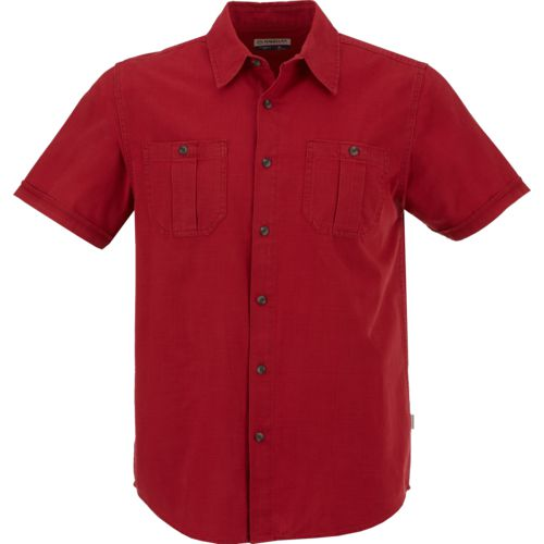 Display product reviews for Magellan Outdoors Summerville Crosshatch Short Sleeve Shirt