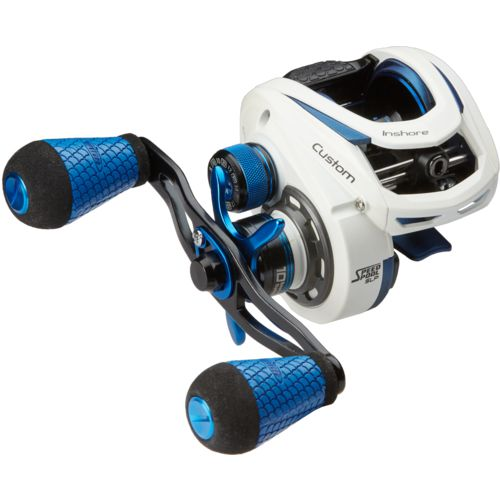Display product reviews for Lew's Custom Inshore Speed Spool SLP Baitcast Reel