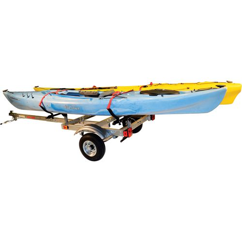 Malone Auto Racks XtraLight 2-Kayak Trailer Package Kit - view number 1