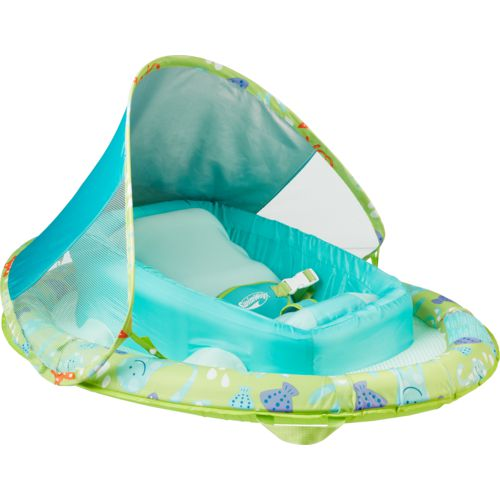 Display product reviews for SwimWays Infants' Baby Spring Float with Sun Canopy
