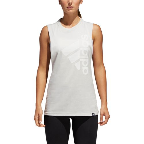 adidas Women's Bos Muscle Hack Training Tank Top - view number 5