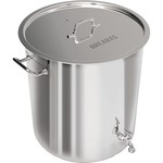 Breauxs 80 qt Stainless-Steel Pot - view number 3