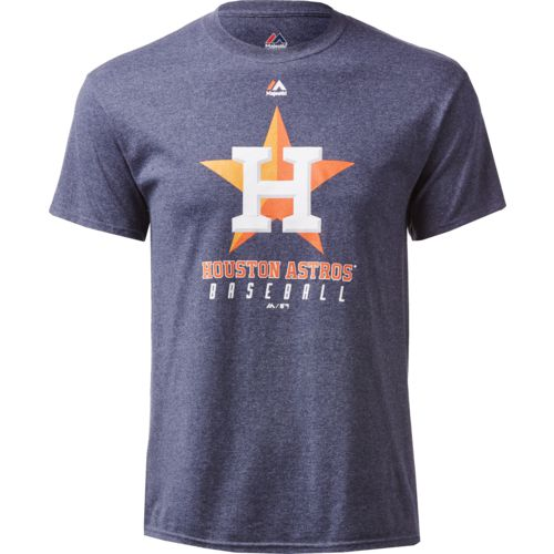 Majestic Men's Houston Astros Game Fundamentals T-shirt