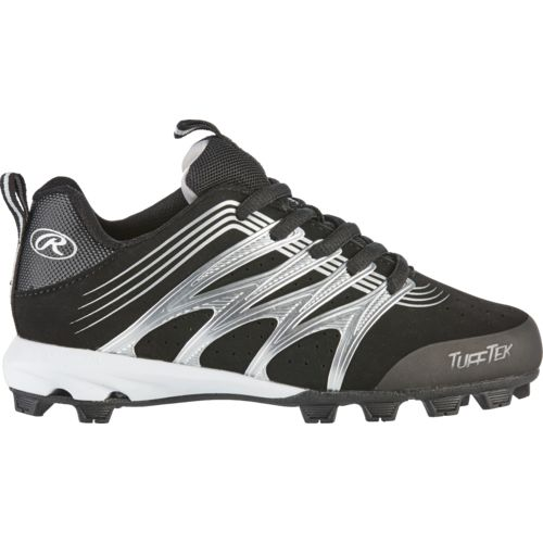 Rawlings Kids' Deuce Low Baseball Shoes