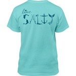 Salt Life Women's Salty Icons Scoop Neck T-shirt - view number 2