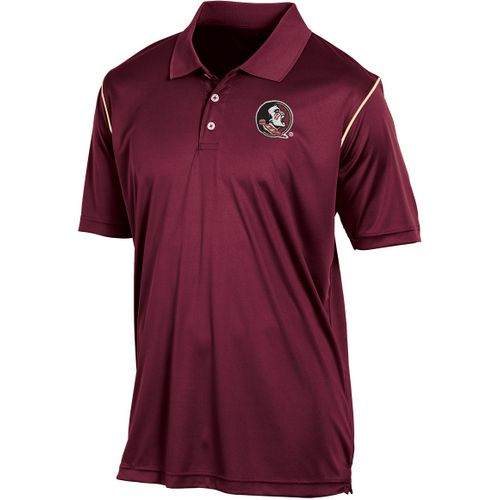 Champion Men's Florida State University Play Clock Polo Shirt