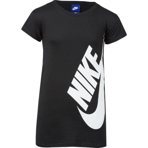 Nike Girls' Sportswear Gym Vintage Dress