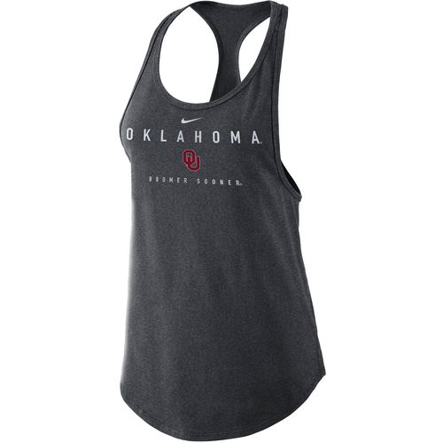 Nike Women's University of Oklahoma Gym Tank Top