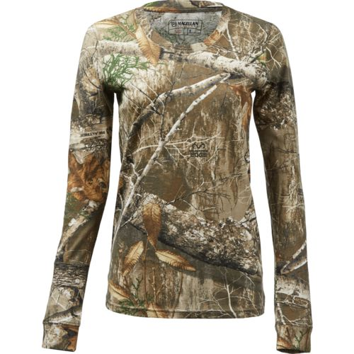 Display product reviews for Magellan Outdoors Women's Hill Zone  Long Sleeve T-shirt