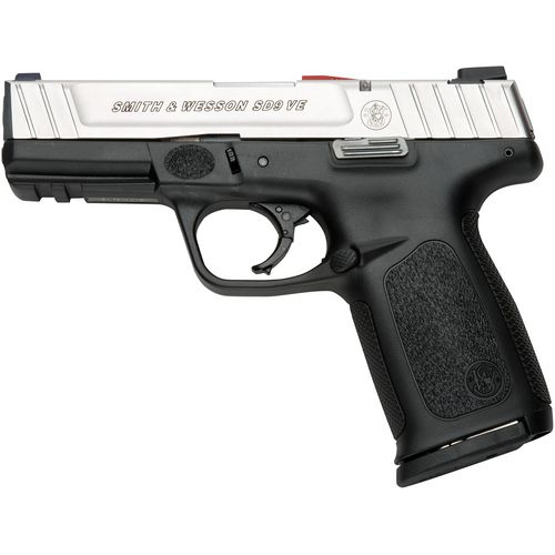 Smith & Wesson SD9VE 9mm Pistol - view number 1