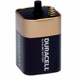 Duracell Coppertop 6V Alkaline Battery