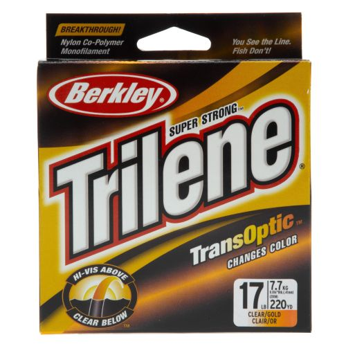 Berkley® Trilene® Super Strong™ TransOptic™ 17 lb. - 220 yards Monofilament Fishing Line