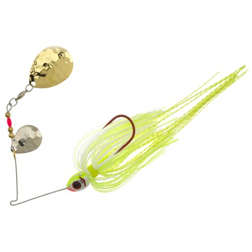 BOOYAH Tux & Tails 3/8 oz Double-Colorado Blade Spinnerbait - view number 1