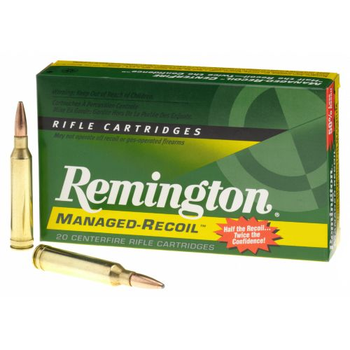 Remington Managed-Recoil® 7mm Remington Magnum 140-Grain