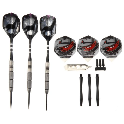 Image for FatCat Predator 23-Gram Steel-Tip Darts 3-Pack from Academy