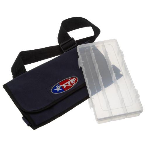 Image for Texas Tackle Factory MicroWade Pouch from Academy