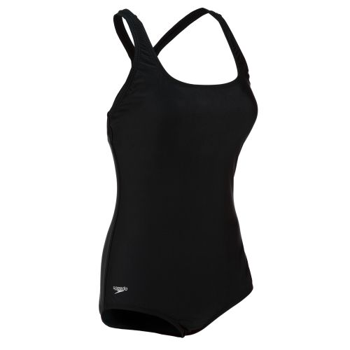 Speedo Women's Solid Ultraback Conservative Swimsuit - view number 3