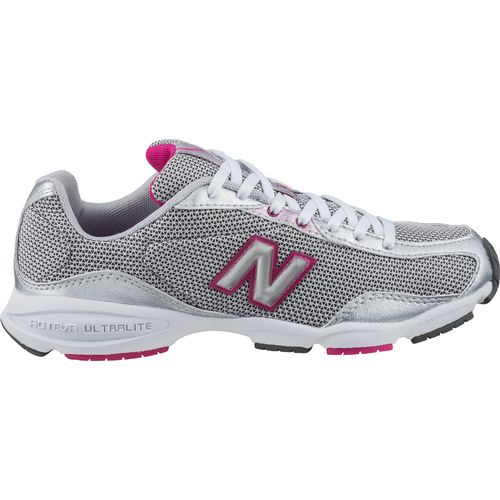 New Balance Women's 662 KOMEN ribbon Athletic Lifestyle Shoes
