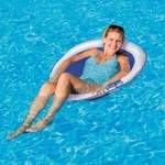 SwimWays Spring Float® Papasan™ Pool Float