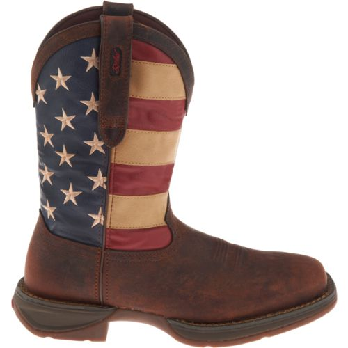 Display product reviews for Durango Men's Rebel American Flag Western Boots