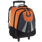 Overland Travelware Deluxe Rolling Backpack