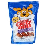 Canine Carry Outs 25 oz. Bacon-Flavored Soft & Chewy Dog Snacks