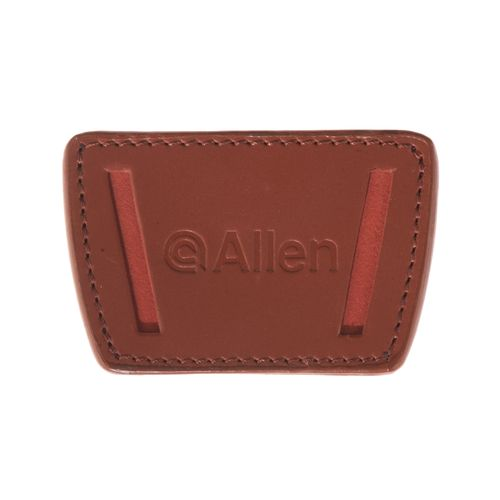 Display product reviews for Allen Company Small Leather Belt Slide Holster