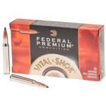 Federal Premium® Vital-Shok® Trophy Copper™ .30-06 Springfield 165-Grain Centerfire Rifle Ammunition