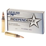 Independence 5.56 55-Grain Centerfire Ammunition
