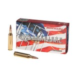 Hornady InterLock® BTSP American Whitetail™ .243 Win 100-Grain Centerfire Rifle Ammunition
