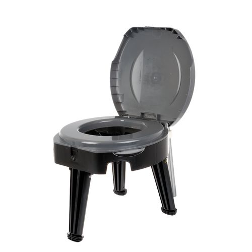 Display product reviews for Reliance Fold-To-Go Toilet