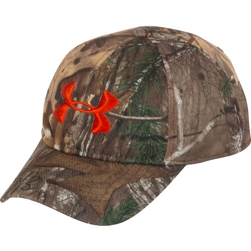 Under Armour  Youth Realtree AP Camo Cascade Adjustable Cap