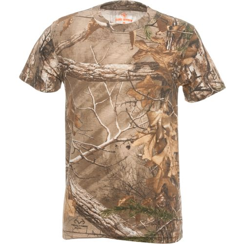Game Winner® Kids' Hill Zone Camo Short Sleeve